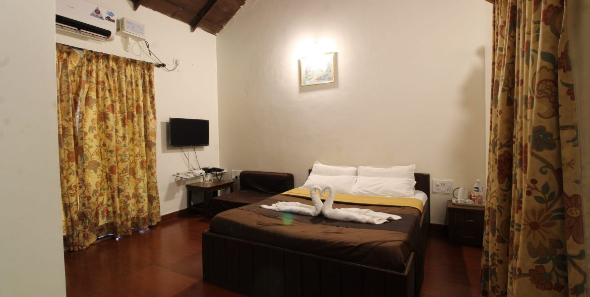 Sylvan Greens Resort, Dapoli - Deluxe Rooms