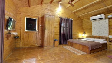 Sylvan Greens Resort, Dapoli - Wooden Chalet